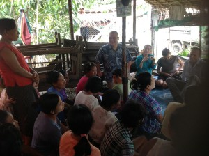 Sociolite Foundation Community Resilience Project. Over 5,700 families self sufficient